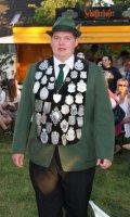 Die Velper Majestät Patrick Knoll!